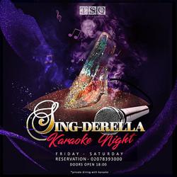 Sing-derrella