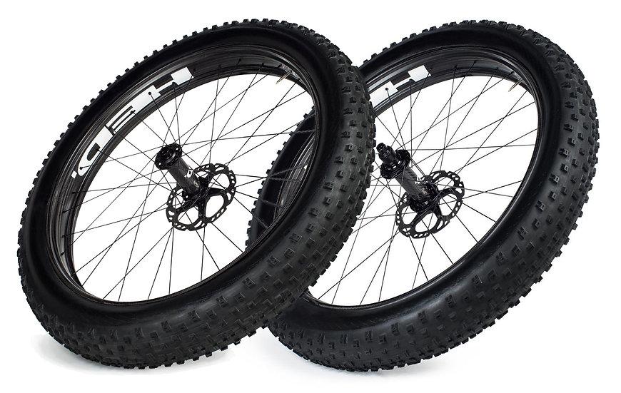 Big Half Deal (B.H.D.) Fat Bike Wheelset (2020)