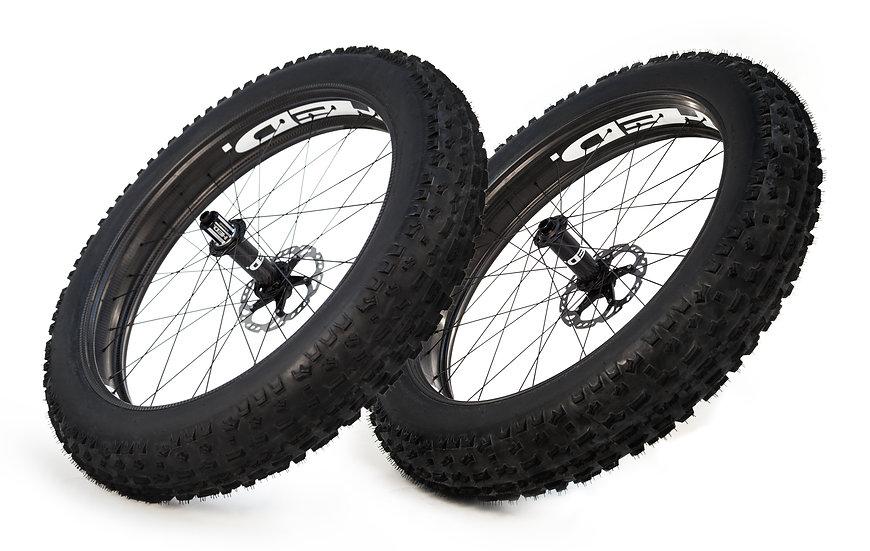 Big Fat Deal (B.F.D.) Fat Bike Wheelset (2020)