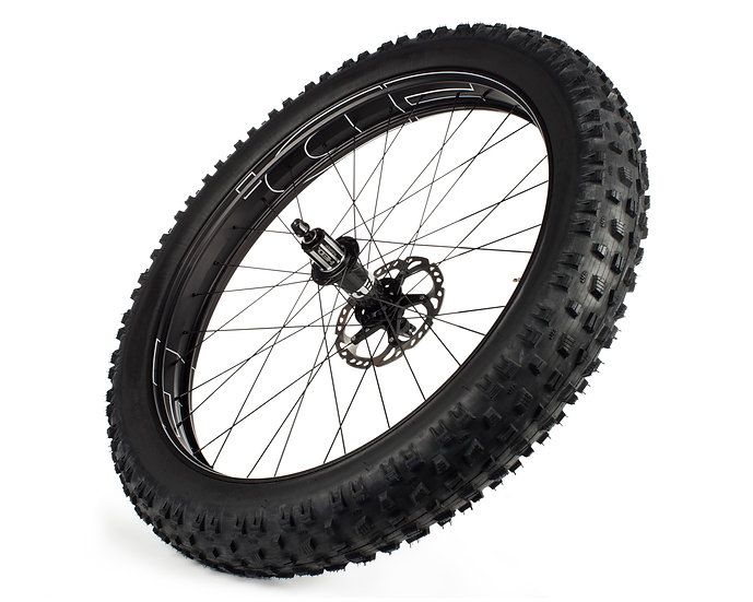 Big Half Aluminium Deal (B.H.A.D.) Fat Bike Rear Wheel (2020)