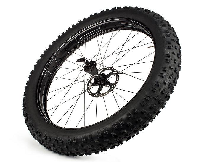 Big Aluminium Deal (B.A.D.) Fat Bike Front Wheel (2020)