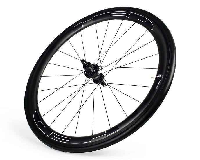 Jet RC4 Black Rear Wheel (2021)