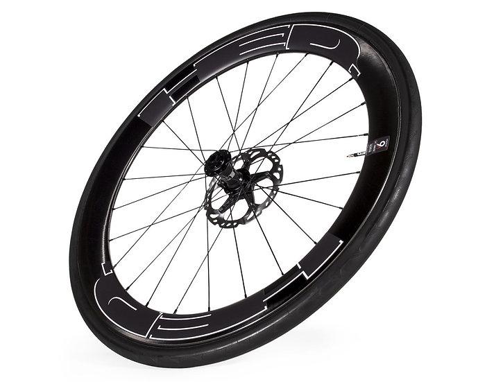 Vanquish RC6 Pro Front Wheel