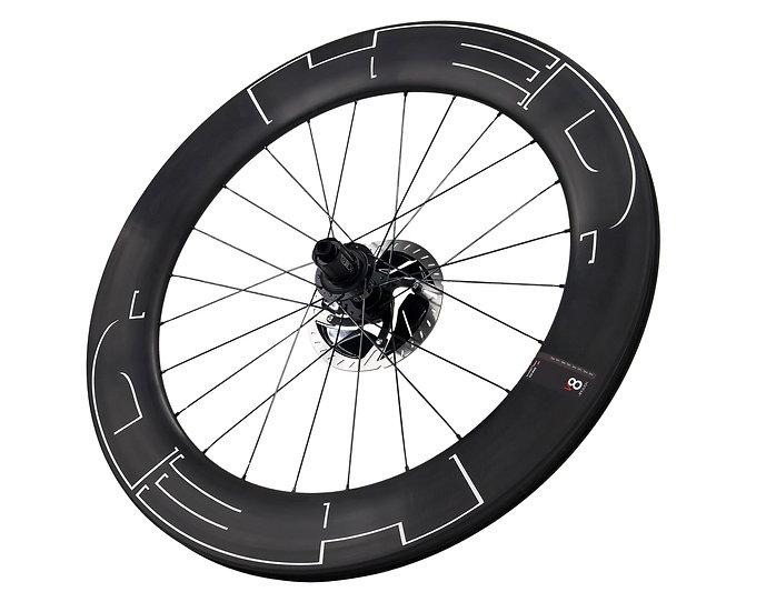 Vanquish RC8 Pro Rear Wheel