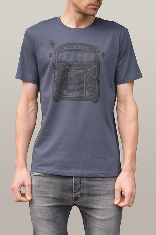 Voiture Balai Organic T-Shirt