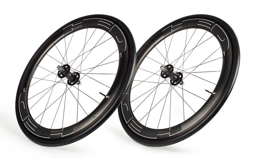 Jet 6 Plus Track Wheelset (2020)