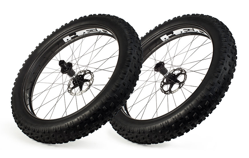 Big Deal (B.D.) Fat Bike Wheelset (2020)