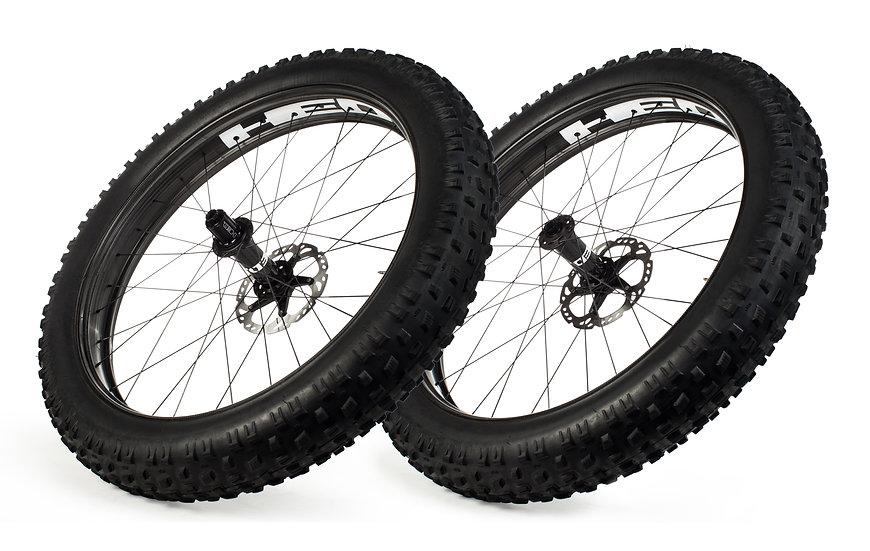 Big Deal (B.D.) Fat Bike Wheelset (2020)