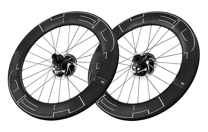 Vanquish RC8 Pro Wheelset