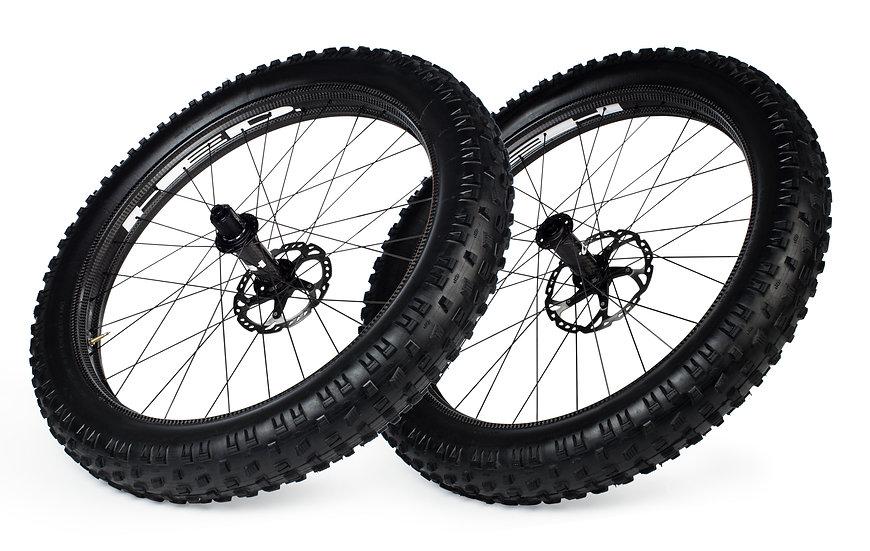 No Big Deal (N.B.D.) Fat Bike Wheelset (2020)