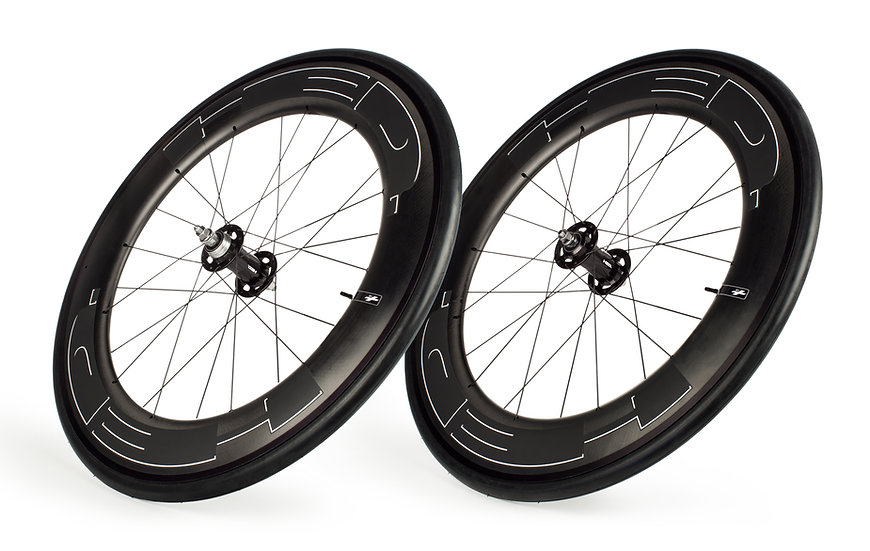 Jet 9 Plus Track Wheelset (2020)