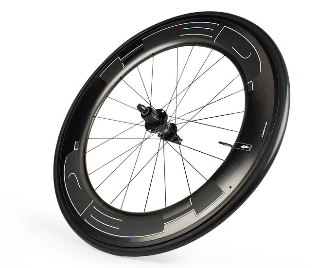 Jet RC9 Black Rear Wheel (2021)