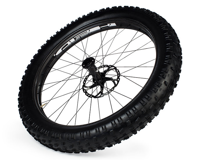 No Big Deal (N.B.D.) Fat Bike Front Wheel (2020)