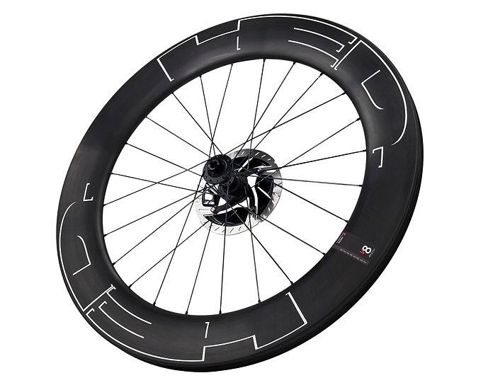 Vanquish RC8 Pro Front Wheel