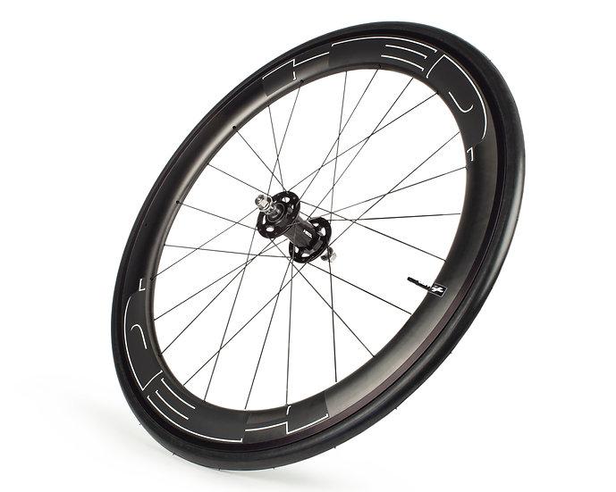 Jet 6 Plus Track Front Wheel (2020)