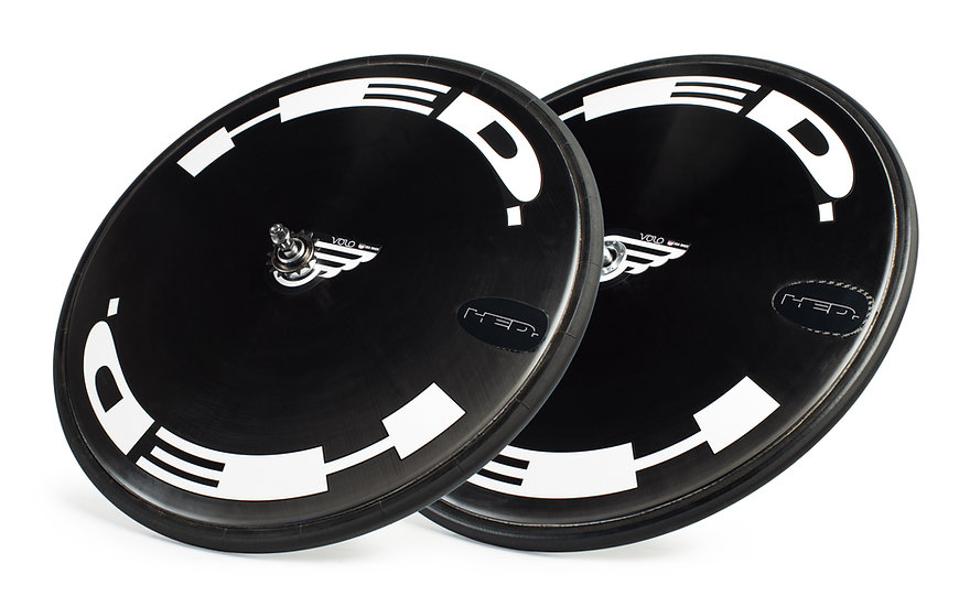 Volo Aero Disc Track Wheelset (2020)