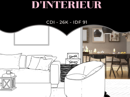 Un / Une Architecte d'intérieur – Mobilier (H/F)