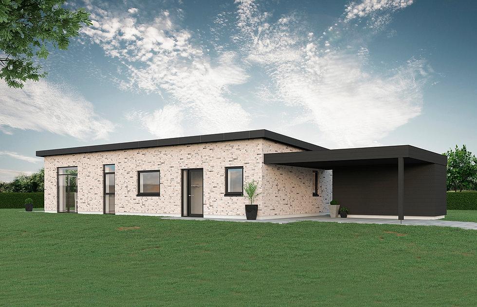 132 m² Funkisvilla