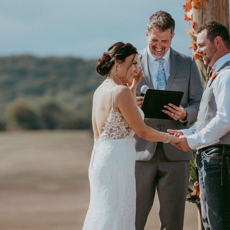 (more) Short + Sweet Vows...