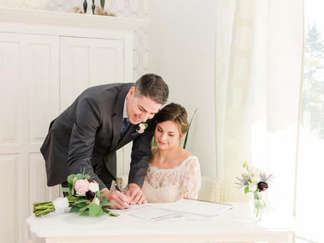 Legally speaking...What do I need to do to get married?