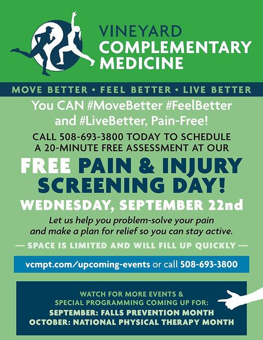 092221 Pain and Injury Screening-POSTER (1).jpg