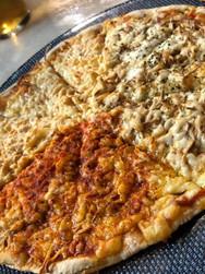 PIZZA DE QUESOS CANARIOS