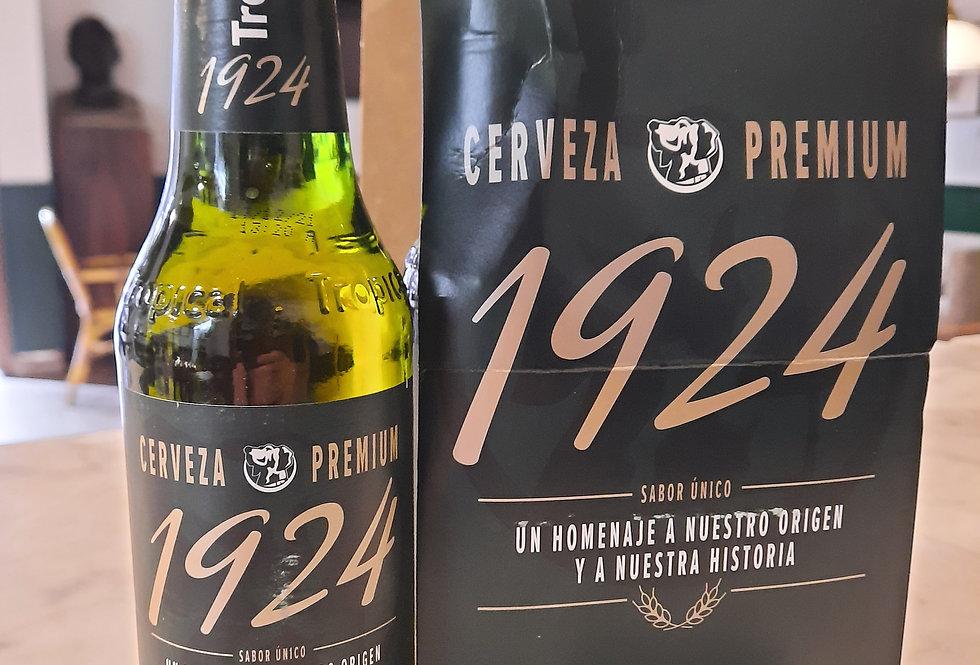 CERVEZA TROPICAL 1924