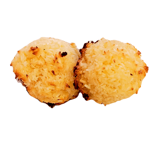 Macarons au coconut