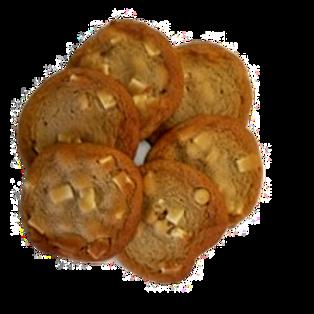 Biscuits Chocolat Blanc et noix de Macadam