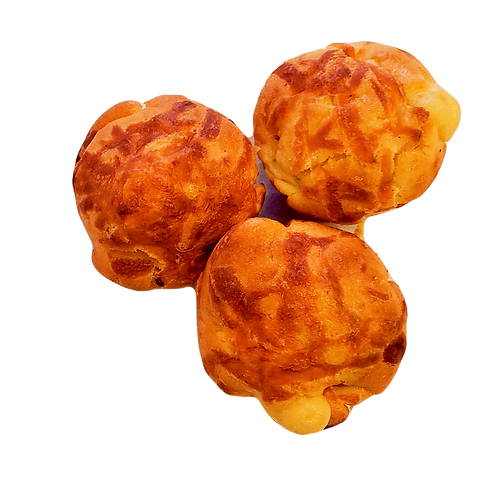 Muffins pommes cheddar