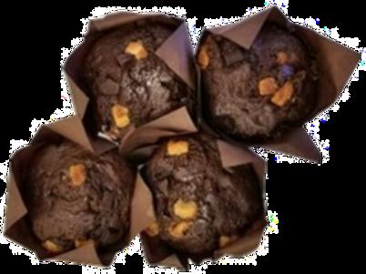 Muffin Trois Chocolats