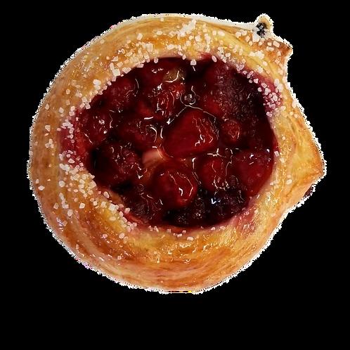 Brioche aux Fruits