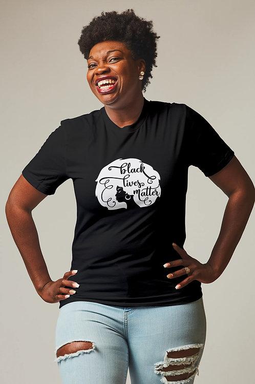 Black Lives Matter Hair Shirt