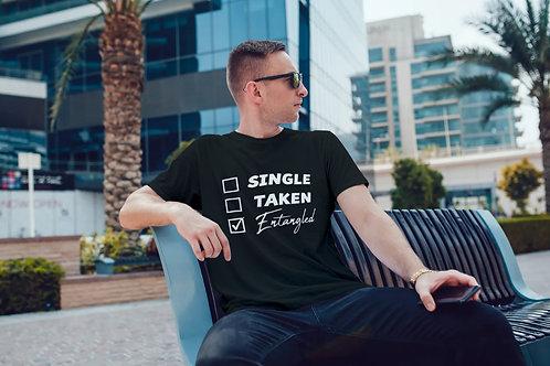 Single Taken Entangled Shirt
