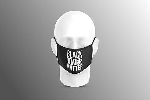 Black Lives Matter Face Covering