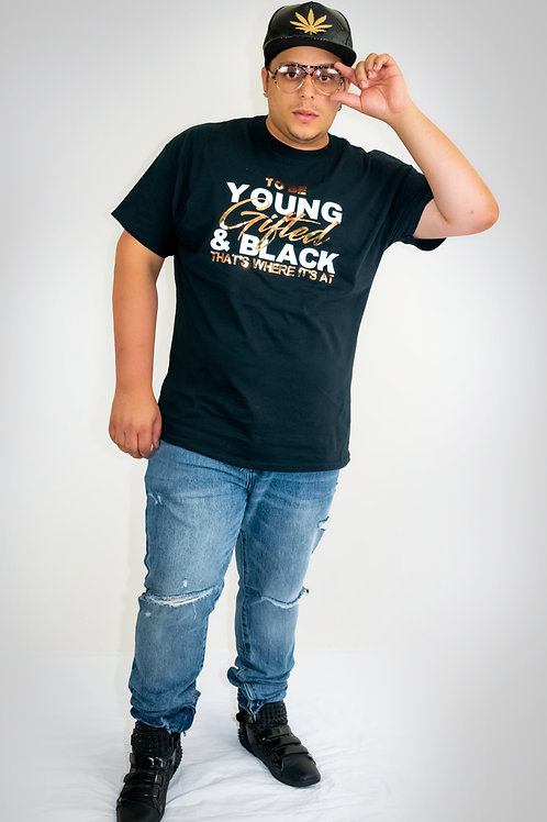 Young Gifted and Black Shirt