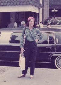 Debra, Late 1970's NYC