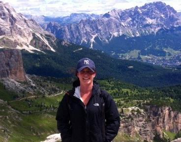 Zoe 2012, Hiking Italian Dolomites