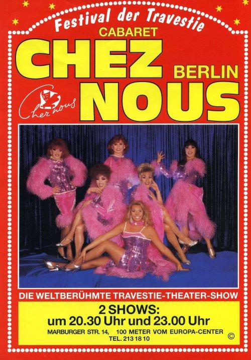 CHEZ NOUS - Tournee
