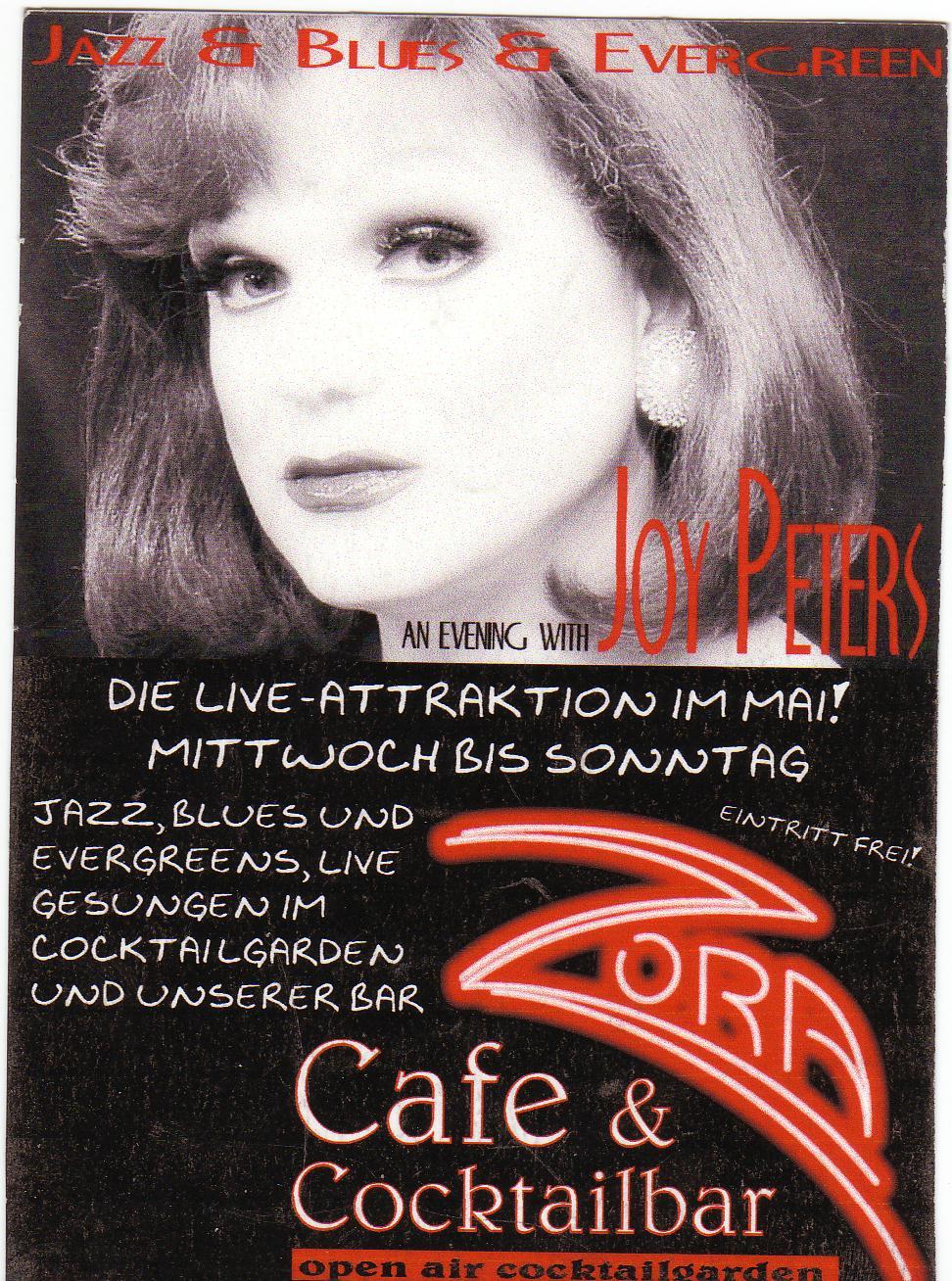 Zora Bar - Dresden