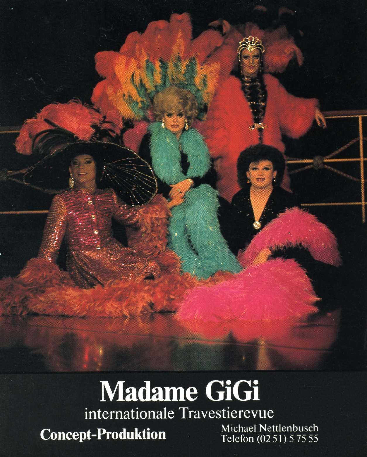 Madame GIGI 1984
