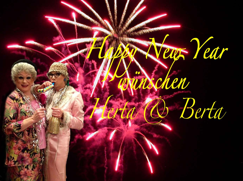 Herta&Berta Silvester 2013/2014