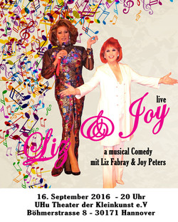Joy Peters & Liz Fabray