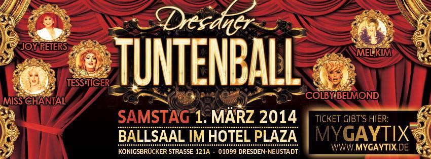 Tuntenball Dresden 2014