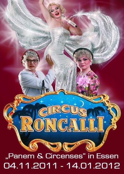 Plakat Circus Roncalli