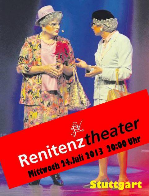 Herta&Berta im Renitenztheater