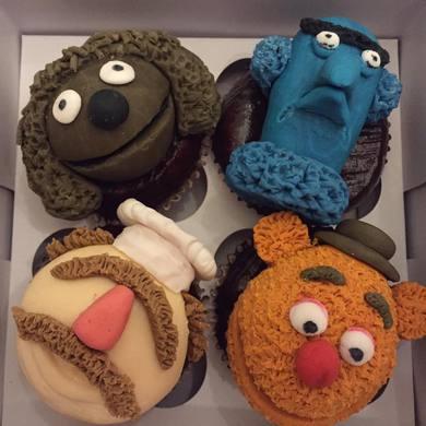 Muppet Muffins