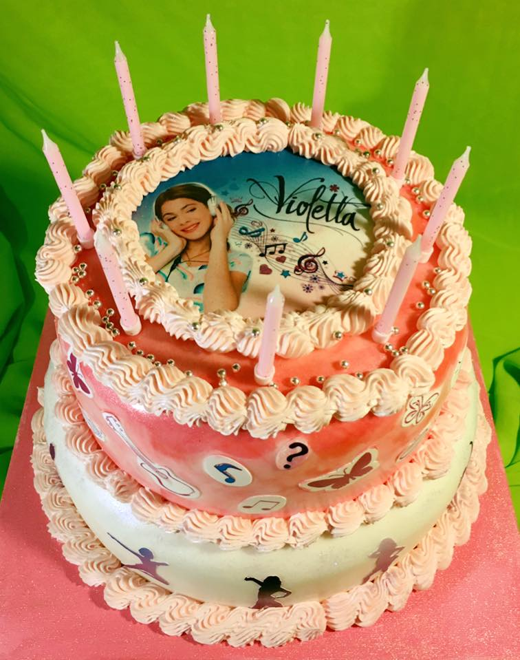 Geburtstag Violetta