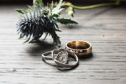 Rings on Wood