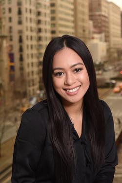 Corporate Headshot of a Woman
